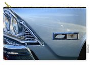 Chevrolet Headlights And Emblem Carry-all Pouch