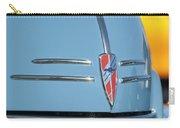 Chevrolet Hood Emblem 2 Carry-all Pouch