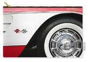 Chevrolette Corvette Sting Ray Convertible Carry-all Pouch