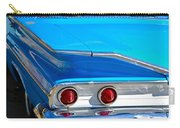 Chevy Bel Air Fin Carry-all Pouch