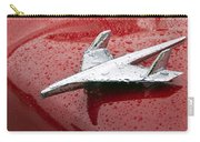 Chevy Bel Air Nomad Hood Ornament Carry-all Pouch