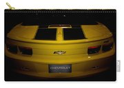 Chevy Camaro Covertible Rs Tail Carry-all Pouch