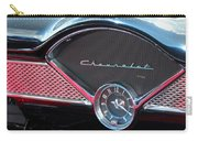 Chevy Dash Clock Carry-all Pouch