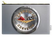 Chevy Racing Flags Carry-all Pouch