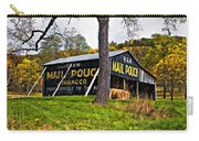 Chew Mail Pouch Painted Carry-all Pouch