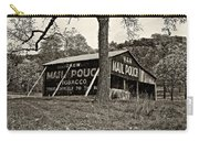 Chew Mail Pouch Sepia Carry-all Pouch