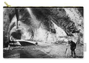 Cheyenne Mountain, 1963 Carry-all Pouch