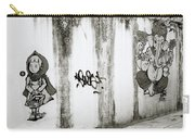 Chiang Mai Graffiti Carry-all Pouch