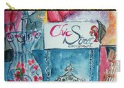 Chic Street Consignments Carry-all Pouch