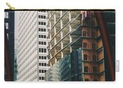 Chicago Geometry Carry-all Pouch