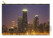 Chicago Skyscrapers With John Hancock Carry-all Pouch