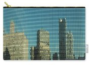 Chicago Window Reflections Carry-all Pouch