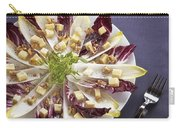 Chicory Salad Carry-all Pouch by Joana Kruse