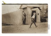 Child Goes To Work At Mill In Alabama - 1910 Carry-all Pouch