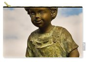Child In The Clouds Carry-all Pouch