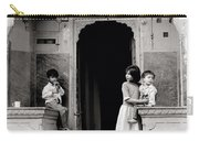 Childhood In Jaipur  Carry-all Pouch