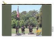 Children Raise The Flag Carry-all Pouch