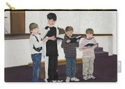 Children Sing Praise Carry-all Pouch