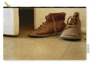 Child's Shoes By Open Door. Carry-all Pouch