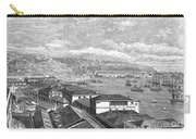 Chile: Valparaiso, 1865 Carry-all Pouch