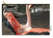 Chilean Flamingo Carry-all Pouch