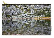 Chimney Pond Reflections Carry-all Pouch