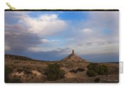 Chimney Rock On The Oregon Trail Carry-all Pouch