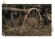China Clay Waterwheel Carry-all Pouch