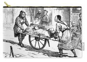 China: Famine, 1877 Carry-all Pouch