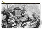 China: Imperial Palace Carry-all Pouch