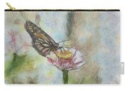 Chinese Butterfly Carry-all Pouch