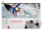 Chinese Cartoon, 1895 Carry-all Pouch