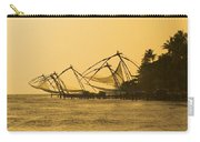 Chinese Fishing Nets Carry-all Pouch