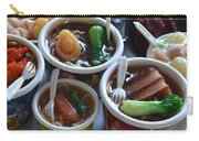 Chinese Food Miniatures 1 Carry-all Pouch
