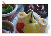 Chinese Food Miniatures 2 Carry-all Pouch