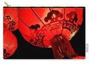Chinese Lanterns 4 Carry-all Pouch