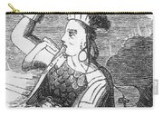 Ching Shih, Cantonese Pirate Carry-all Pouch by Photo Researchers