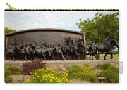 Chisholm Trail Monument Carry-all Pouch