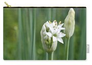 Chive Fields Carry-all Pouch