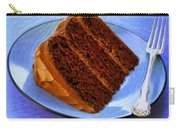Chocolate Cake Carry-all Pouch