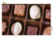 Chocolates Closeup Carry-all Pouch