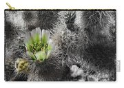 Cholla Blossoms Carry-all Pouch