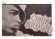 Chris Brown Carry-all Pouch