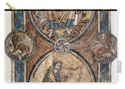 Christ And David Carry-all Pouch