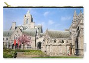 Christ Church Cathedral In Dublin Carry-all Pouch