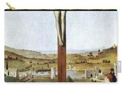 Christ Crucified Carry-all Pouch