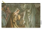 Christ In The Garden Of Gethsemane Carry-all Pouch