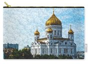 Christ The Savior Cathedral Carry-all Pouch