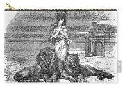 Christian Martyr Carry-all Pouch by Granger