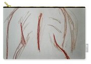Christina - Life Drawing Carry-all Pouch